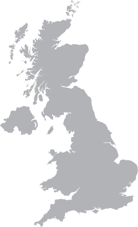 Carntyne UK Map