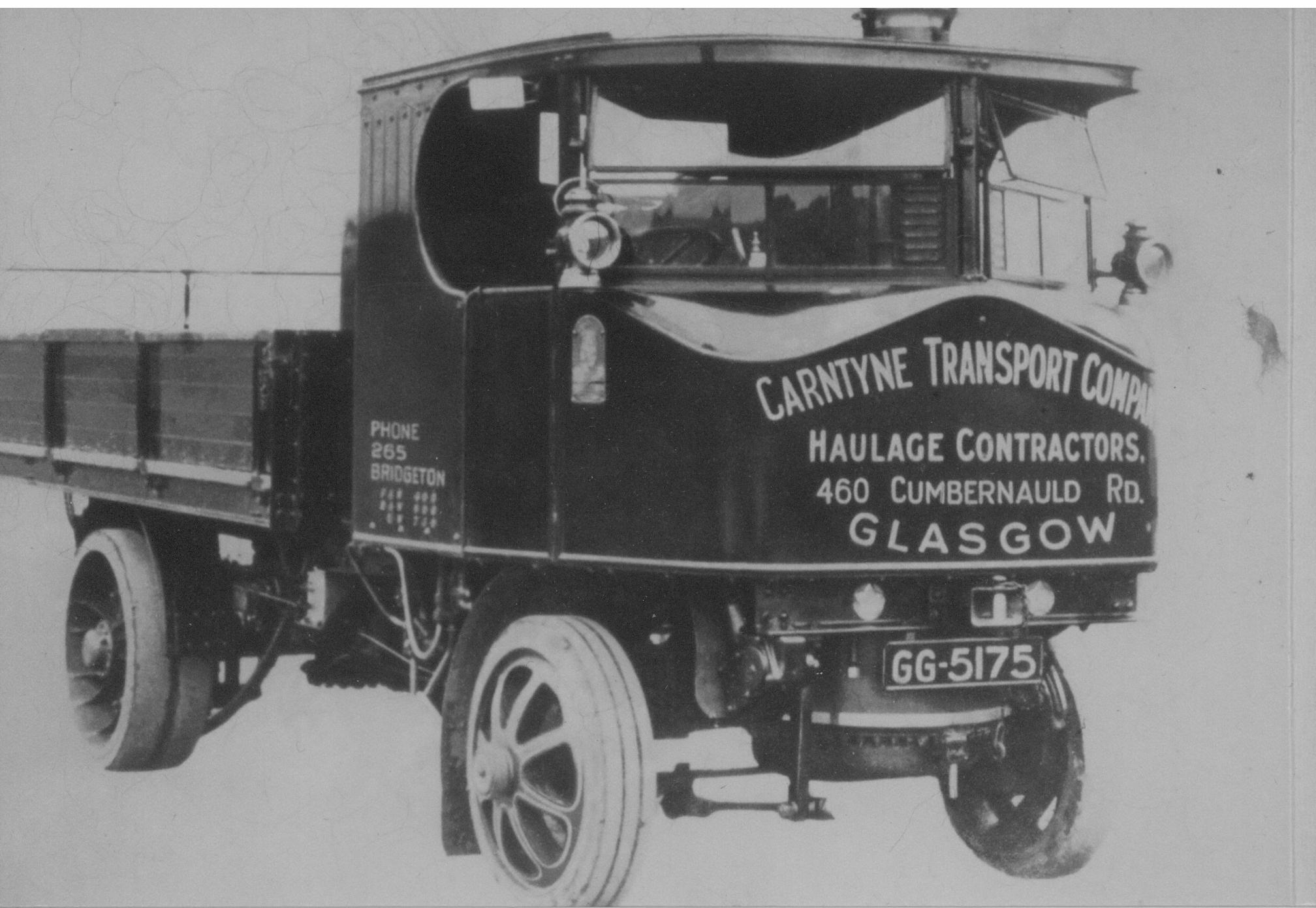 Carntyne Transport Celebrates its 60th Anniversary